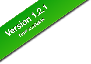Version 1.2.1 Now available
